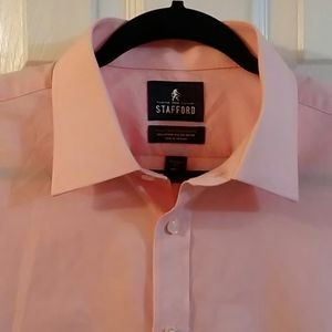 Stafford shirt tailored 161/2 34-35